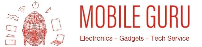Mobile Guru | Electronics, Gadgets, Tech Service