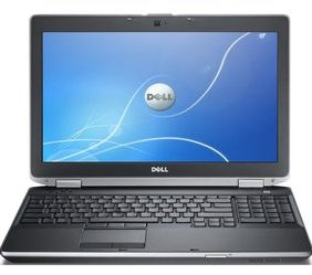 DELL Laptop E6540