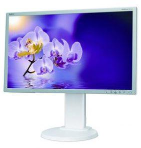 NEC used οθόνη E231W LCD