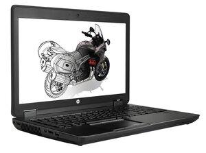 HP Laptop ZBook 15 G2
