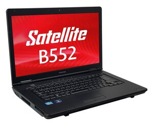 TOSHIBA Laptop B552/H