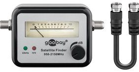 GOOBAY SAT finder με μηχανική οθόνη 67000