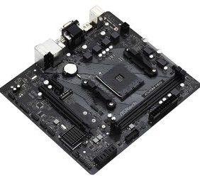 ASROCK μητρική A520M-HDV