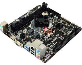 BIOSTAR Μητρική A68N-5600E και CPU A4-3350B