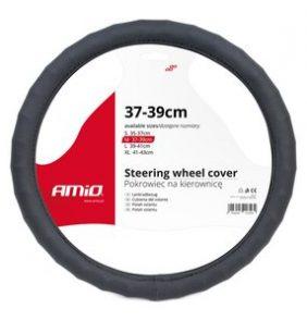 AMIO Κάλυμμα τιμονιού αυτοκινήτου 01378