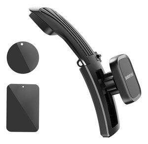 BOROFONE μαγνητική βάση smartphone για αυτοκίνητο BH17-BK
