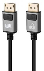 POWERTECH καλώδιο DisplayPort 1.4V CAB-DP053