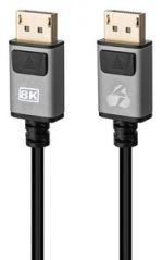POWERTECH καλώδιο DisplayPort 1.4V CAB-DP055