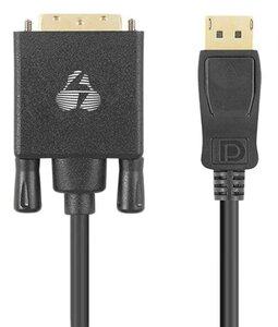 POWERTECH καλώδιο DisplayPort σε DVI CAB-DP057