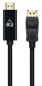POWERTECH καλώδιο DisplayPort σε HDMI CAB-DP060
