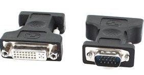 POWERTECH αντάπτορας VGA σε DVI 24+5 CAB-G016