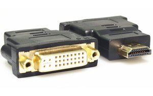 POWERTECH αντάπτορας HDMI σε DVI-I CAB-H057