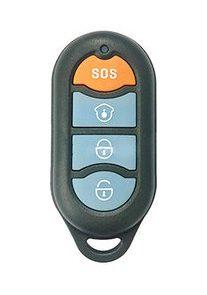 Ασύρματο χειριστήριο DS-443R για πίνακες DS-7640 & DS-VGW