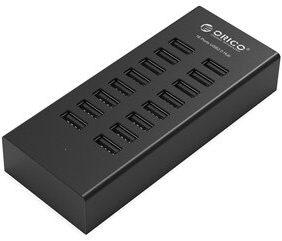ORICO USB 2.0 Hub H1613-U2-123A-BK