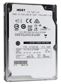 HGST used SAS HDD HUC101212CSS600