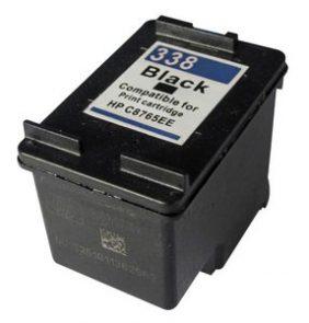 Συμβατό Inkjet για HP No 338XL