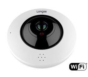 LONGSE IP WiFi PoE Dome Κάμερα IPP-004
