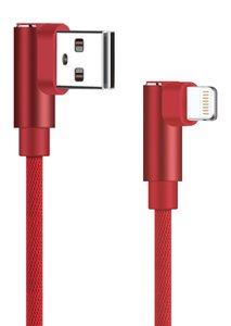 POWERTECH Καλώδιο USB σε Lightning game 90 PTR-0077 copper