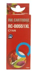 Συμβατό InkJet για Canon CLI-551