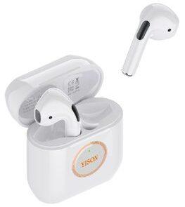 YISON earphones με θήκη φόρτισης T8