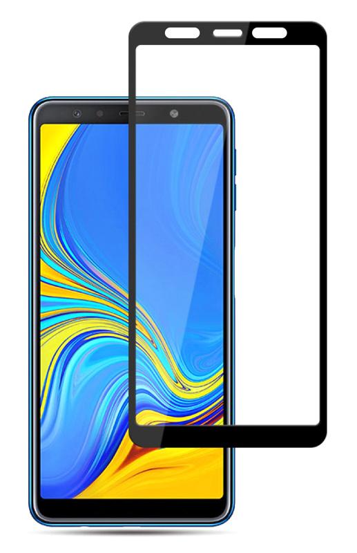 Full Glue για Samsung A7 2018