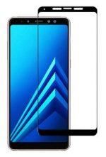 POWERTECH Tempered Glass 5D Full Glue για Samsung A8 Plus 2018