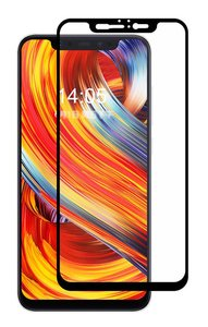 POWERTECH Tempered Glass 5D Full Glue για Xiaomi Redmi Mi 8/8 Pro