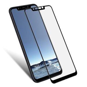 POWERTECH Tempered Glass 5D Full Glue για Pocophone F1 Qualcomm