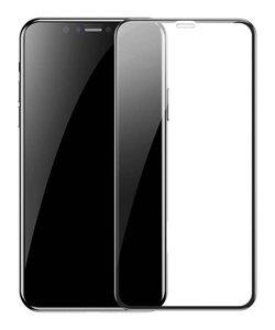 POWERTECH Tempered Glass 3D Full face για iPhone 11