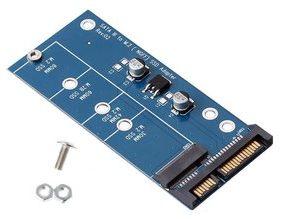 POWERTECH Converter SATA 22pin σε M.2 SSD TOOL-0019