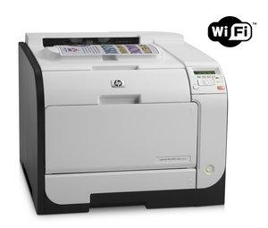 HP used Printer LaserJet M451nw
