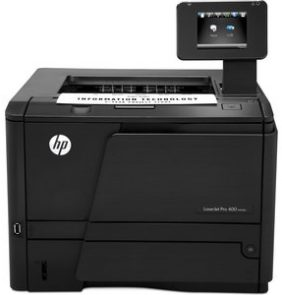 HP used Printer LaserJet Pro 400 M401dn
