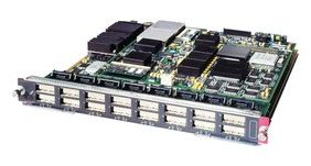 CISCO used WS-X6516-GBIC 16-Port Gigabit Ethernet Module 6500 Series