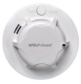 WOLF GUARD ασύρματος ανιχνευτής καπνού YG-09