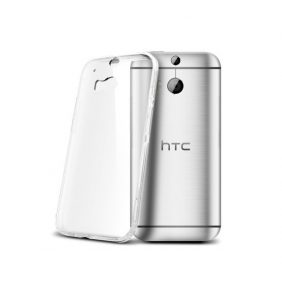iS TPU 0.3 HTC ONE M8 MINI trans backcover
