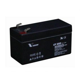 SBAT VISION ΜΠΑΤΑΡΙΑ ΜΟΛΥΒΔΟΥ UPS 12V 1.2Ah VSCP1.2-12