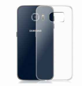 iS TPU 0.3 SAMSUNG S6 EDGE+ PLUS trans backcover
