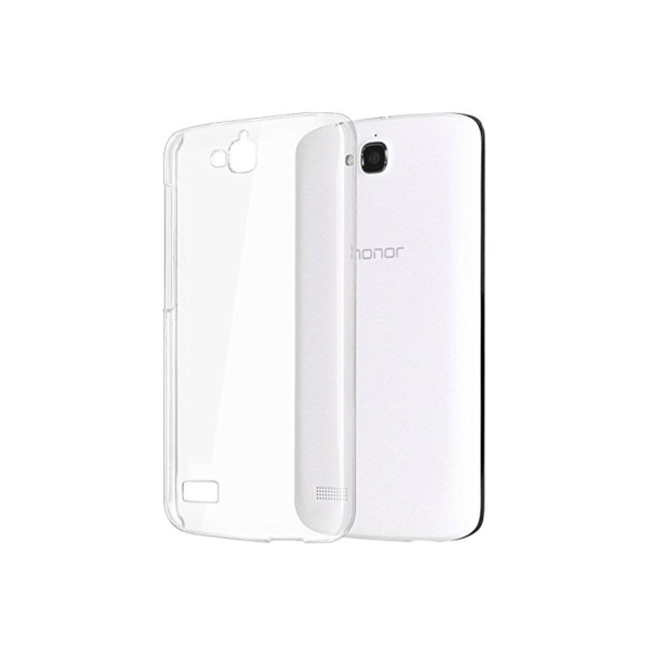 iS TPU 0.3 HONOR HOLLY trans backcover