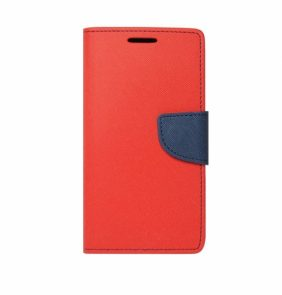 iS BOOK FANCY SAMSUNG A7 2016 red