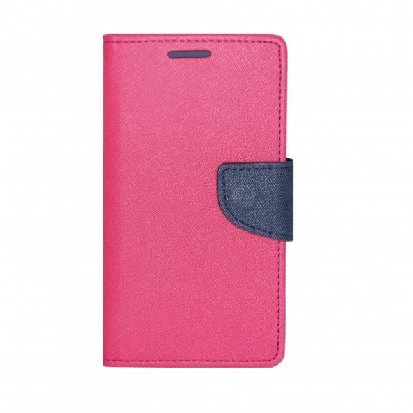 iS BOOK FANCY SAMSUNG A7 2016 pink