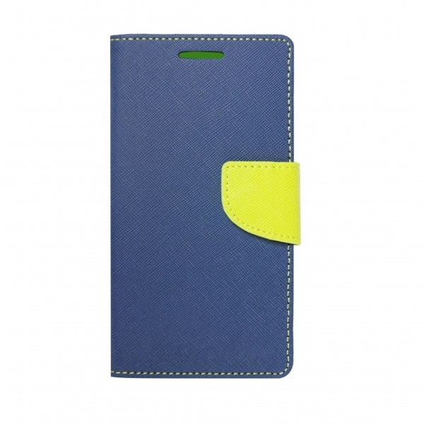 iS BOOK FANCY HUAWEI Y600 blue lime