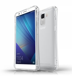 iS TPU 0.3 HONOR 7 trans backcover