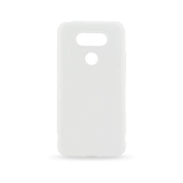 iS TPU PREMIUM LG G5 white backcover