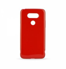 iS TPU PREMIUM LG G5 dark red backcover