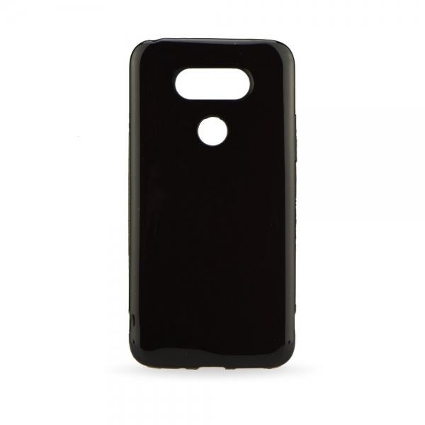 iS TPU PREMIUM LG G5 black backcover