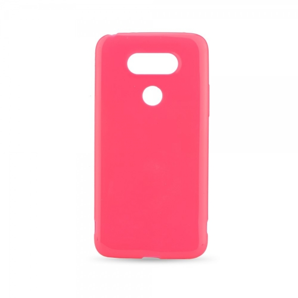 iS TPU PREMIUM LG G5 pink backcover