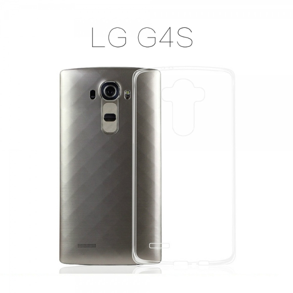 iS TPU 0.3 LG G4S trans backcover