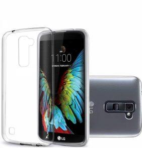 iS TPU 0.3 LG K10 trans backcover