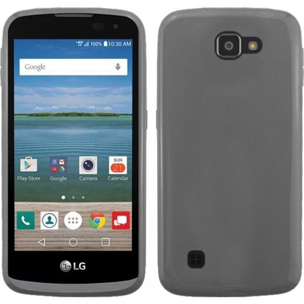 iS TPU 0.3 LG K4 smoke backcover