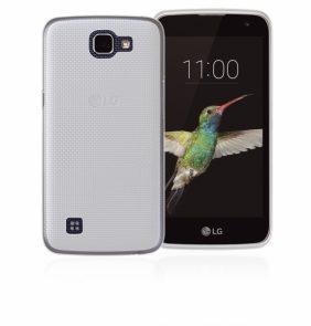 iS TPU 0.3 LG K4 trans backcover